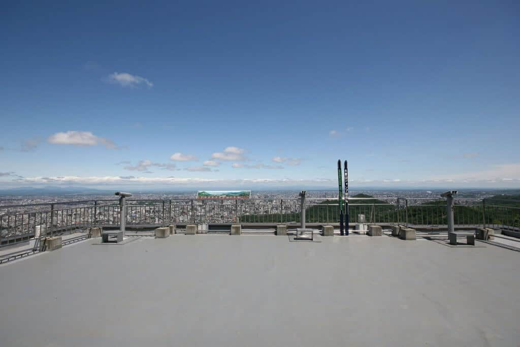 Things to Do in Sapporo Okurayama Observation Deck