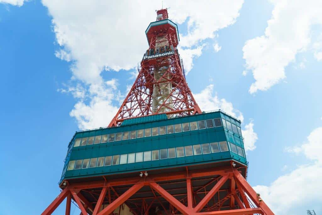 Things to Do in Sapporo TV Tower