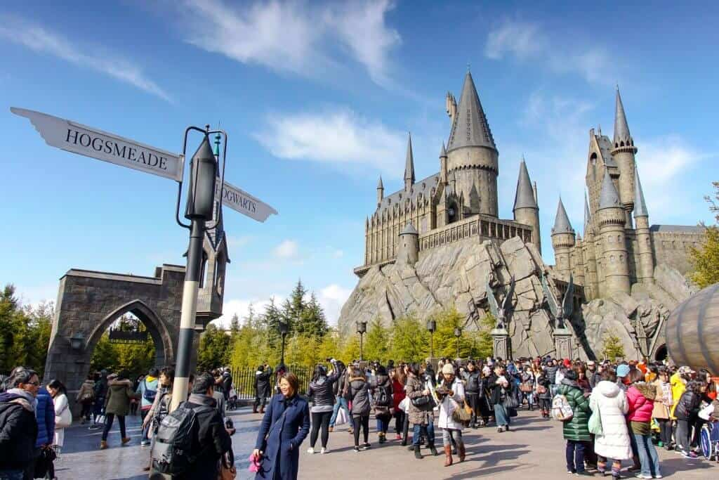 Universal Studios Japan - Harry Potter- Harry Potter