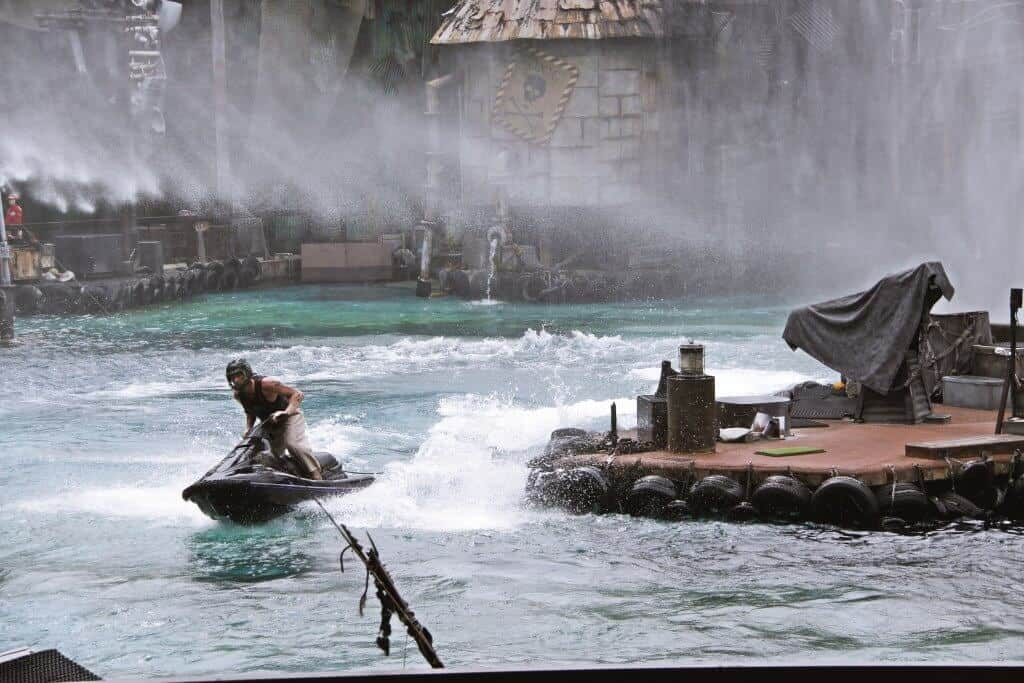 Universal Studios Japan Waterworld
