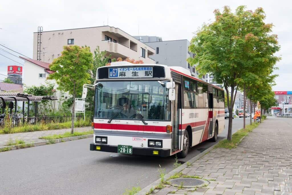What to do in Sapporo Getting Around by Bus