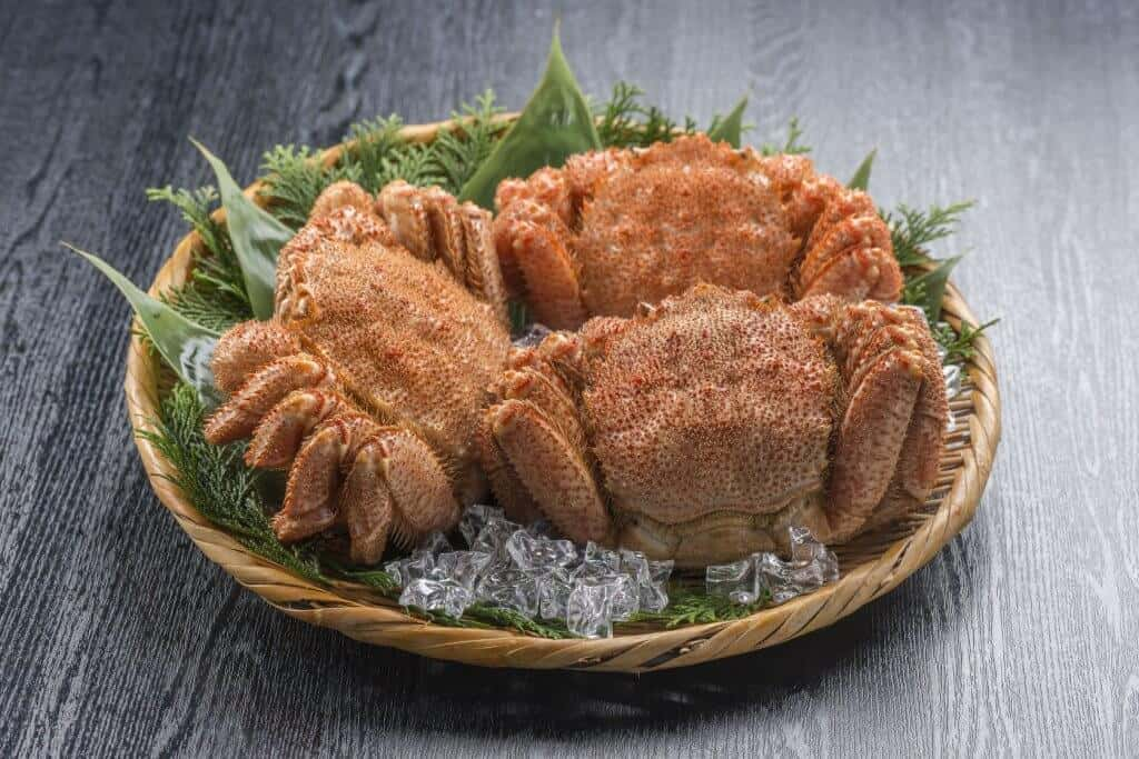 What to do in Sapporo Hairy Crab