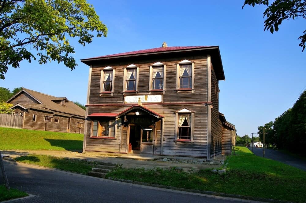 What to do in Sapporo Historial Village House