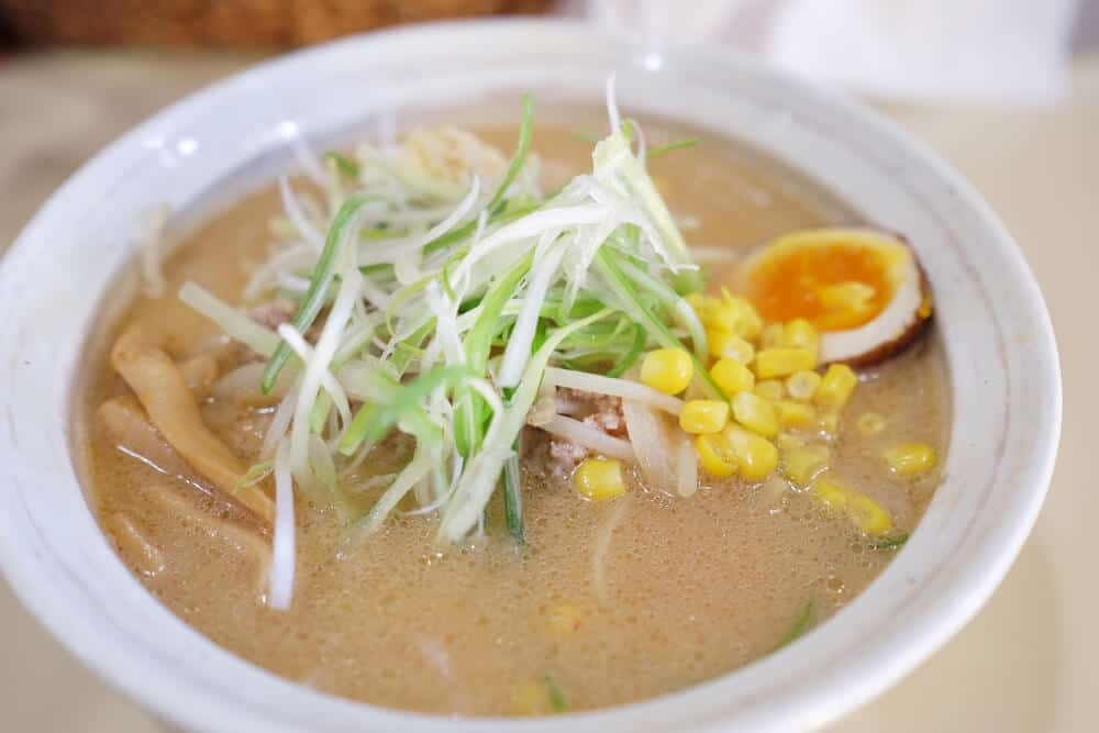 What to do in Sapporo Miso Ramen