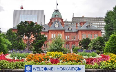 What to do in Sapporo Old Government Building