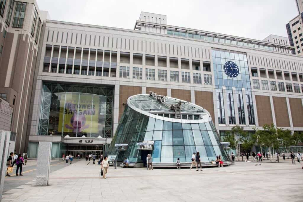 What to do in Sapporo Train Station