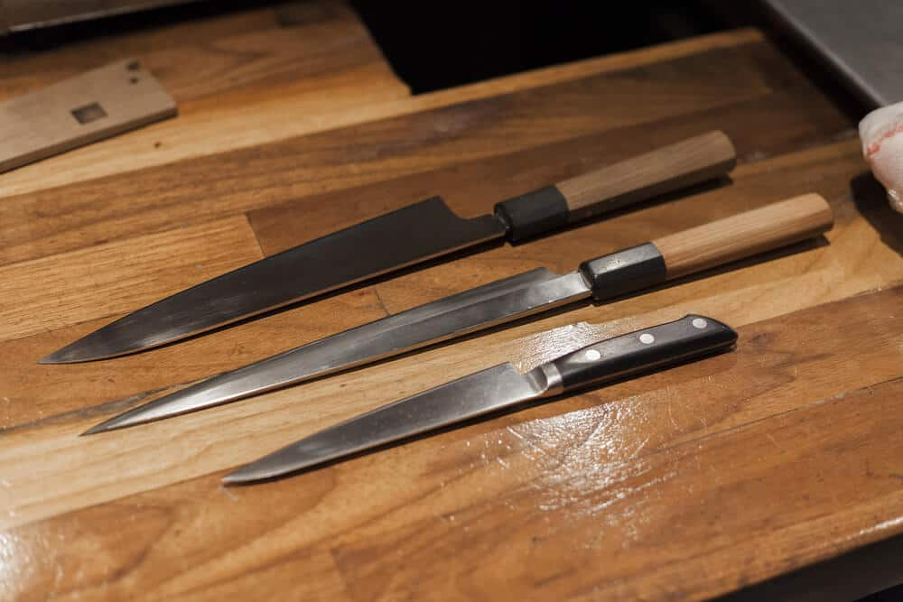 Best Japanese Knives on Board