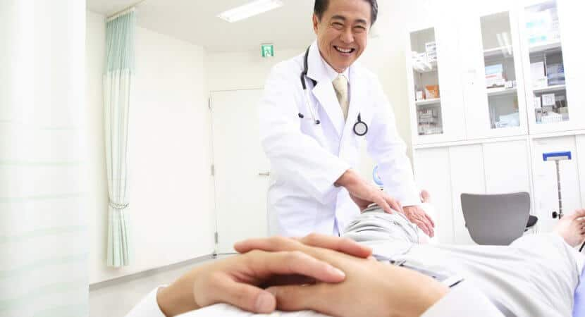 Going to the Doctor in Japan