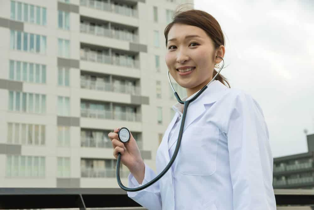 Going to the Doctor in Japan Hospital Doctor