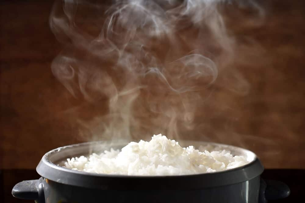 How to Cook Japanese Rice Cooking