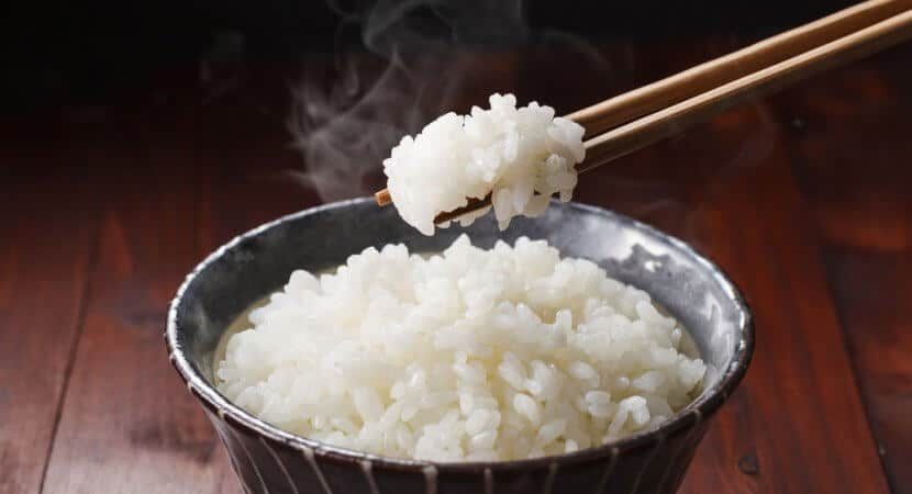 How to Cook Japanese Rice Freshly Cooked
