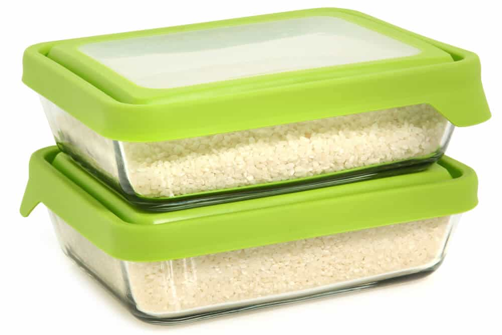 How to Cook Japanese Rice Storing Rice
