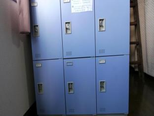 J-Hoppers Kyoto Lockers