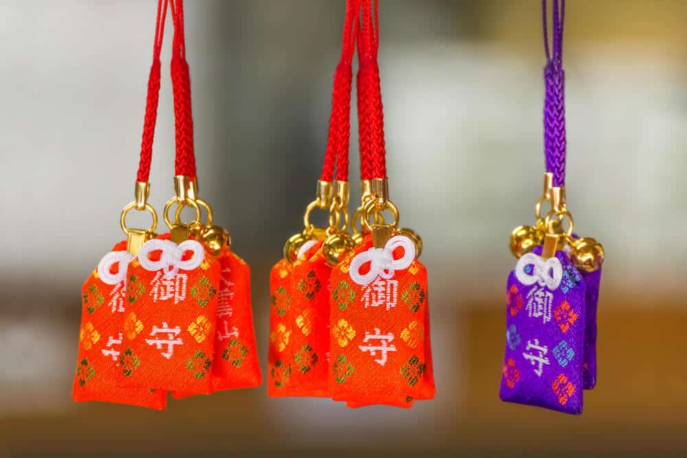 New Years in Japan Omamori
