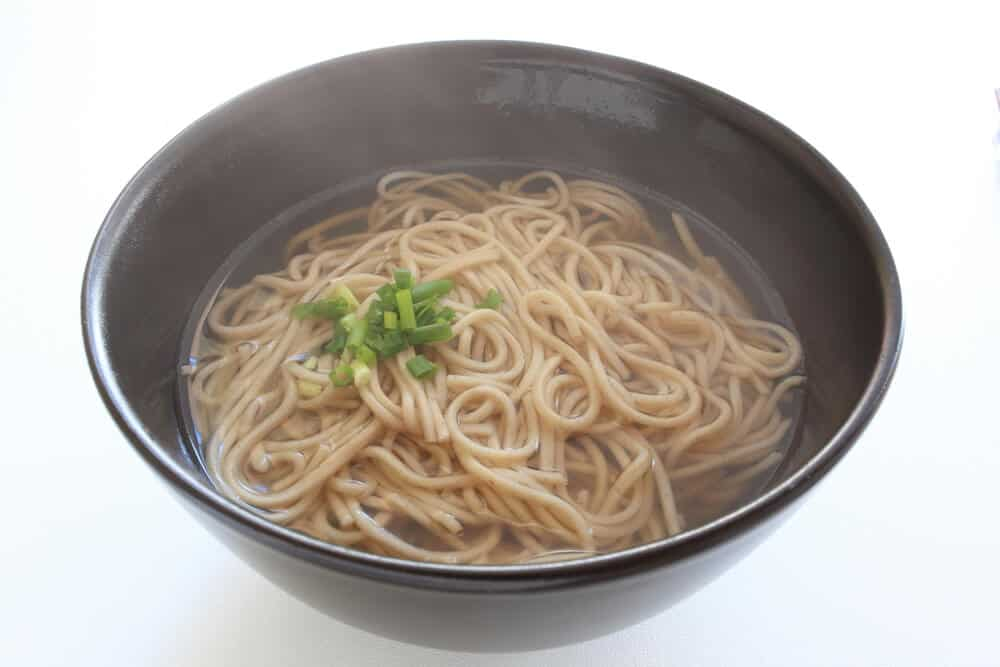New Years in Japan Toshikoshi Soba