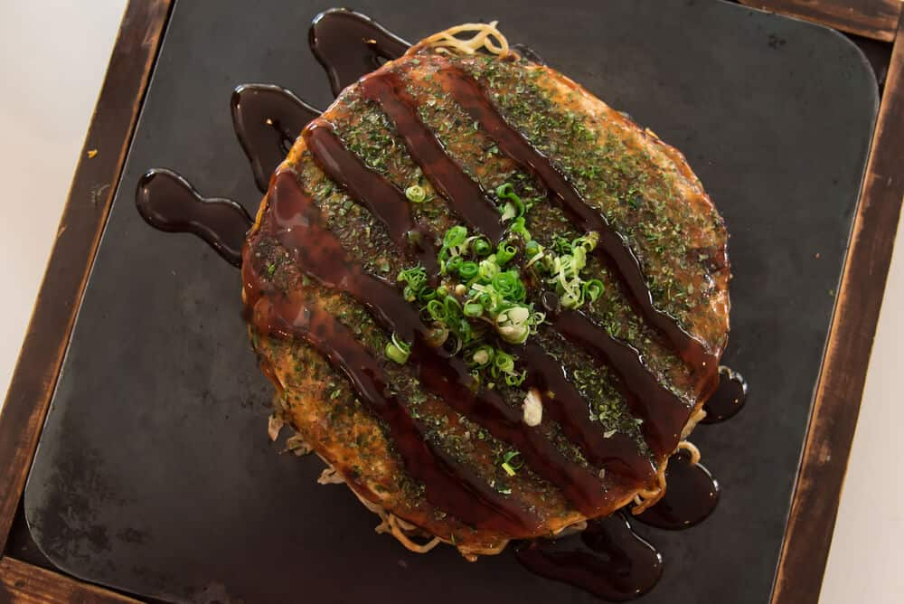 Best Japanese Seasonings Okonomiyaki Sauce