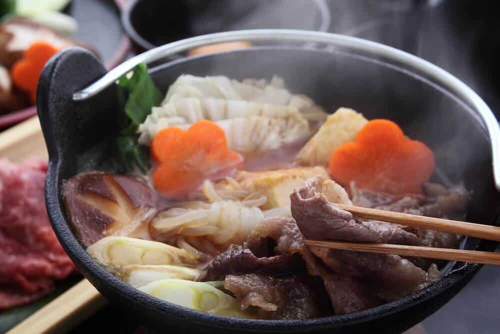 Guide to Japanese Soy Sauce Sukiyaki