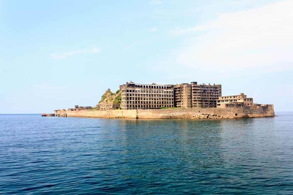 Gunkanjima From Distance