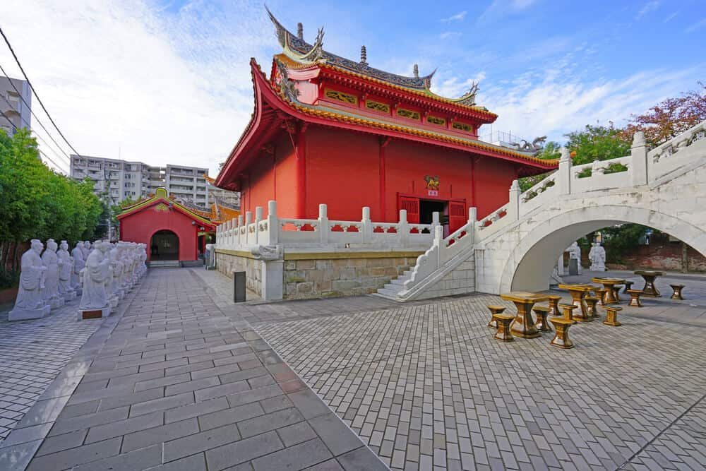 Confucius Shrine Koshi-byo Bridge