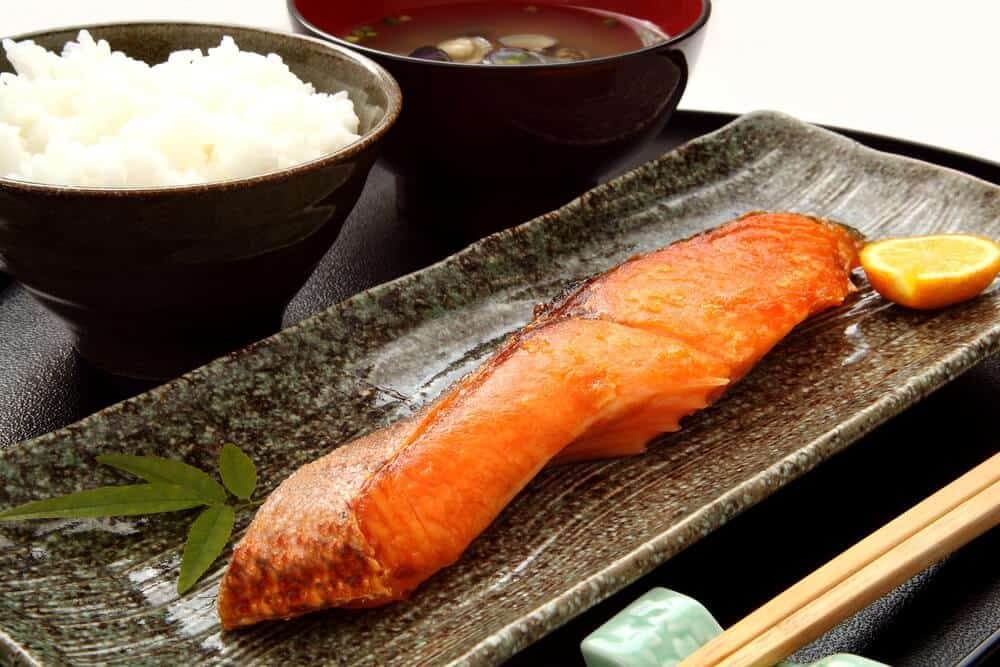Healthy Japanese Habits - Fish