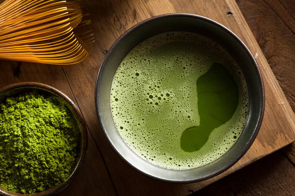Healthy Japanese Habits - Green Tea