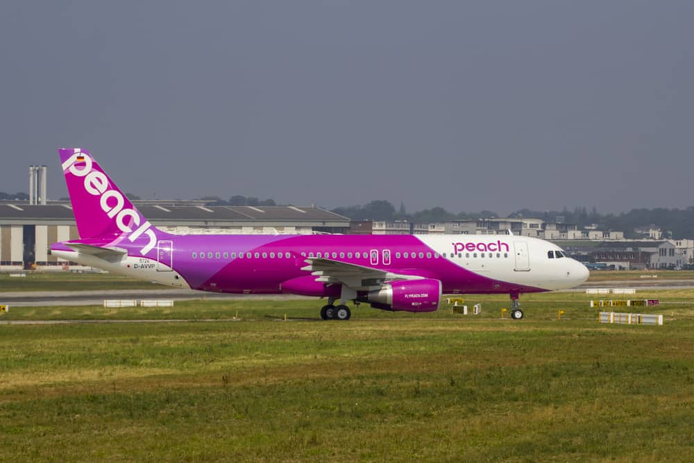 Low-Cost Carrier Airlines Japan
