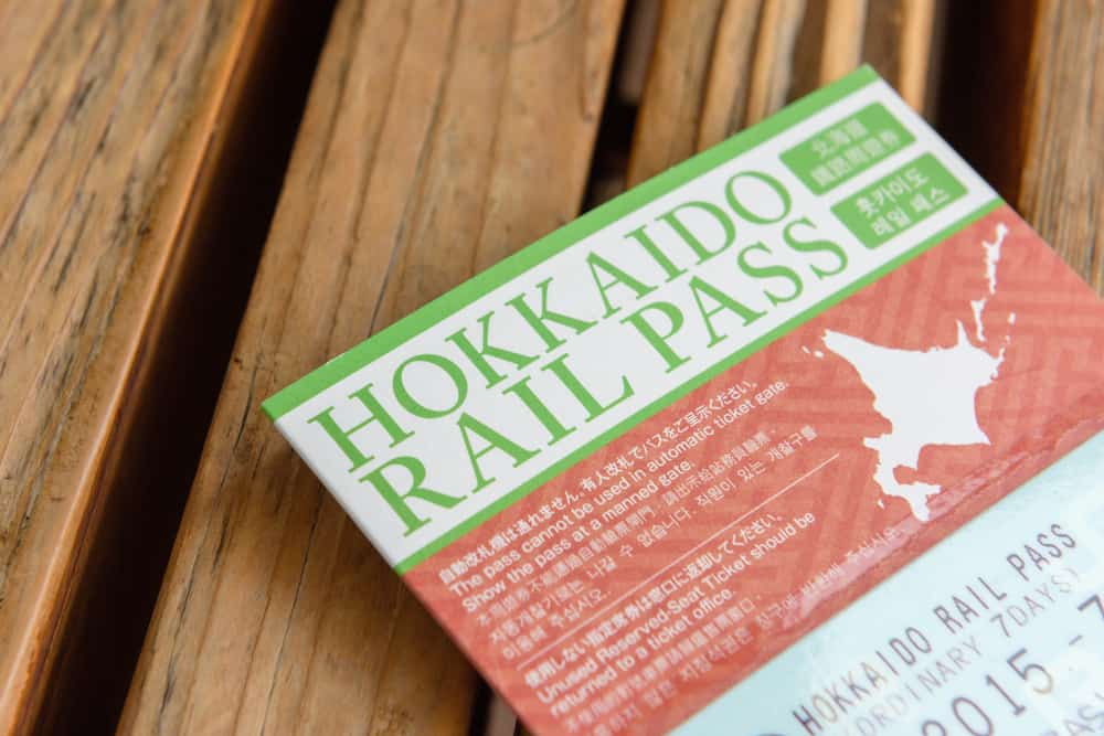 Regional Train Passes in Japan