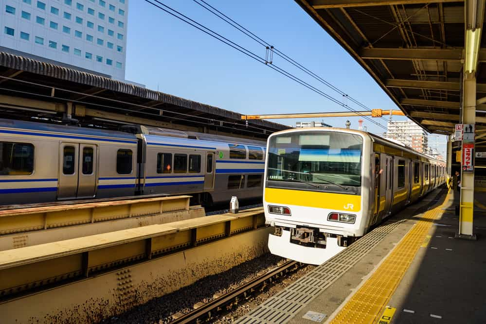 Seishun 18 Rail Pass Japan
