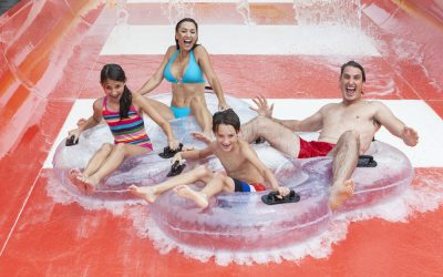 Best Waterparks in Japan