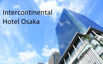 Intercontinental Hotel Osaka Write-Up