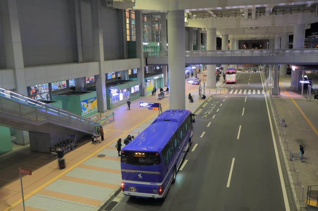 Kansai International Airport Buses