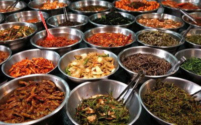 Korean Foods