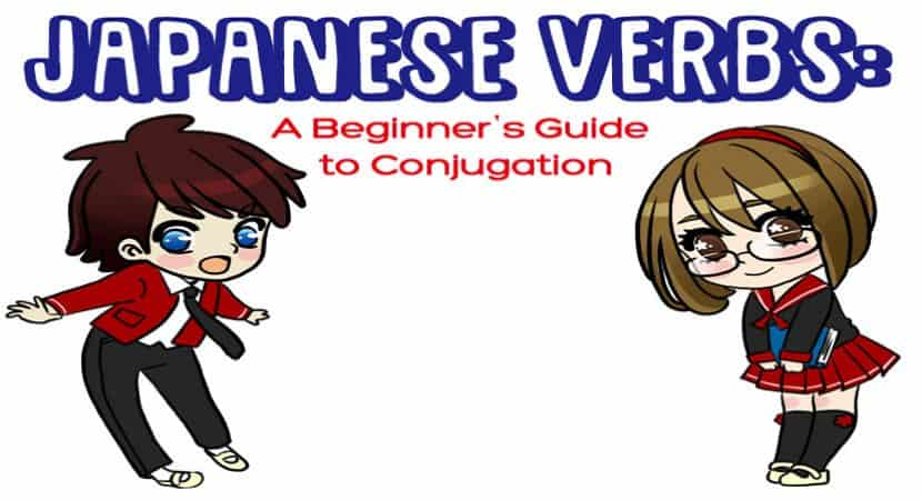 Japanese-Verb-Conjugation