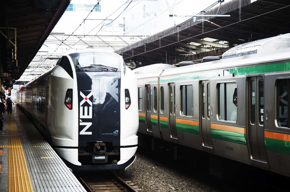 Narita Express Airport Train