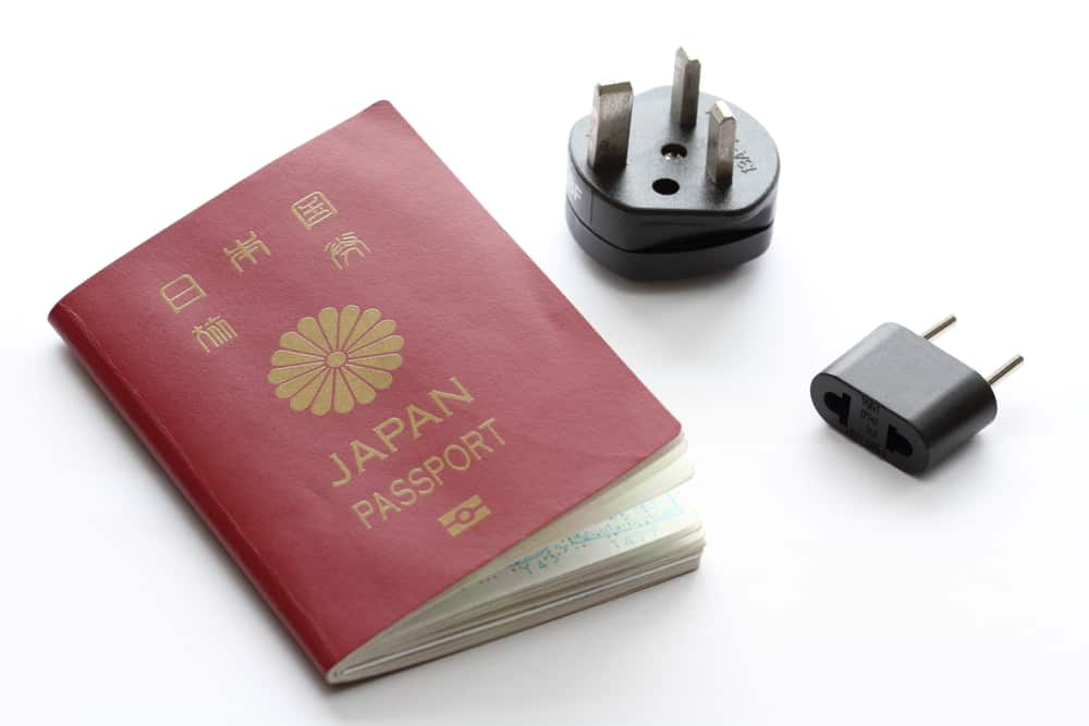 Electric Adapters Japan