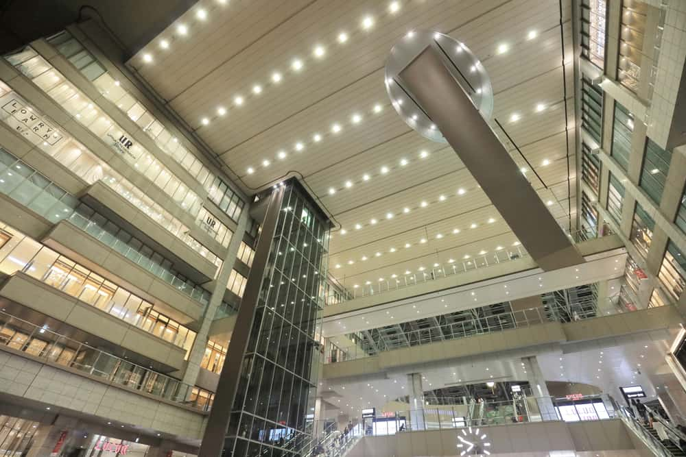 Osaka Station Shops