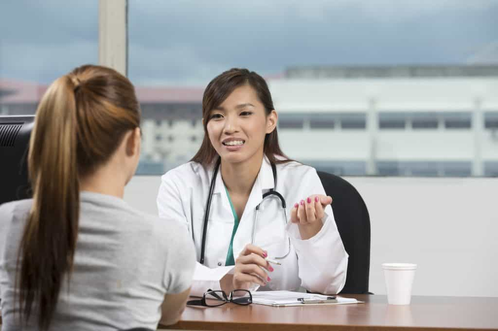 Unique Requests Talking to Doctor